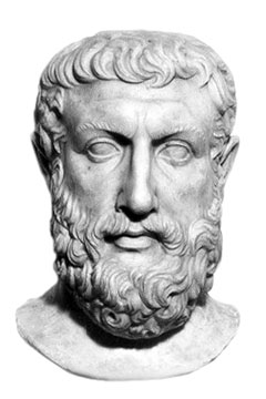 "Xenophanes of Colophon famously said that ""men make gods in their own image."""