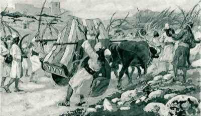 The Chastisement of Uzzah (1903), James Tissot
