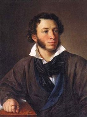 Alexander Pushkin, 1799-1837.
